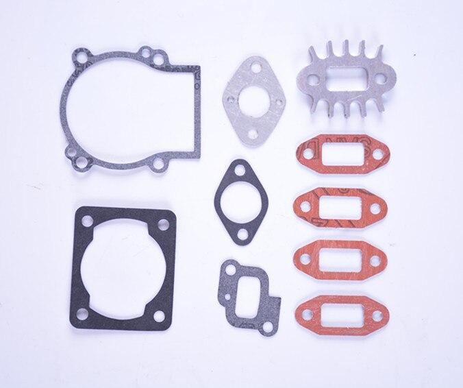 Gasket set for 23cc 26cc 29c 30.5cc 32cc 36cc 2 stroke engin Parts & Accessories    - title=