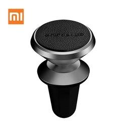 Oryginalny Xiaomi Guildford uchwyt samochodowy telefon Mini wylot powietrza uchwyt samochodowy magnetyczny Air Vent góra stojak dla IPhone Xs Samsung Xiaomi