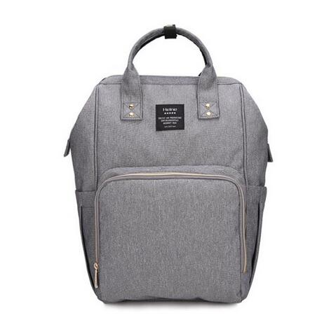 31615c100 US $26.59 65% OFF|Heine baby diaper bag backpack Big Capacity baby care  Mother backpack organizer waterproof traveling nappy changing bag  Handbag-in ...