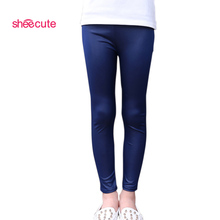 Grils leggings high quality slim children leggings Baby kids High elasticity skinny pants leggings