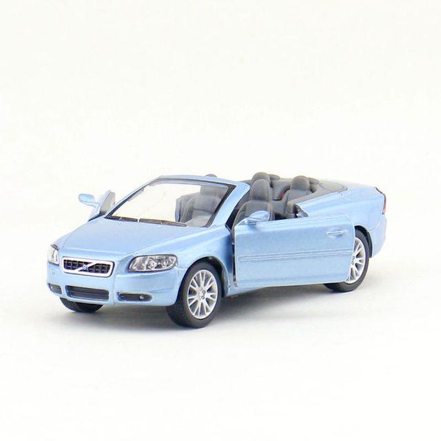 Volvo C70 Convertible >> Kinsmart Diecast Metal Model 1 36 Scale Volvo C70 Convertible Super