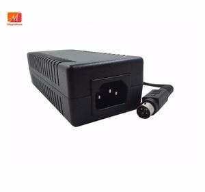 Image 4 - 12V6A AC DC ממיר מתאם 4 פין החלפת ספק כוח 72 W פינים עבור כבל כבל מתאם DVR צג הטלוויזיה LCD מטען