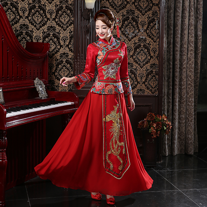 China Ball Gown – fashion dresses