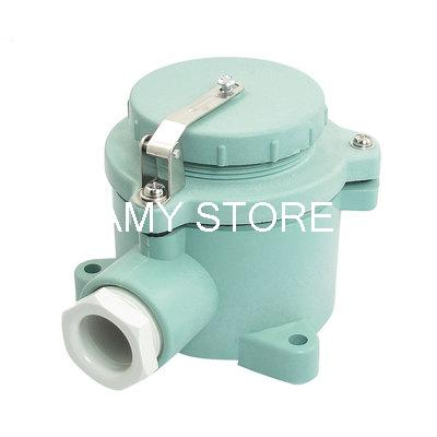 250V AC 20 Amp 3P 3P+E Watertight Electric Boat Marine Socket Box Z-2MA