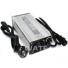 54,6 v 6A Ladegerät automatische universal batterie ladegerät für 13 s 48 v Li Ion Batterie ebike rollstuhl