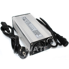 54.6V 6A Charger automatic universal battery charger for 13S 48V Li ion Battery ebike wheelchair