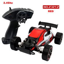 High Quality New 1:20 2.4GHZ 2WD Radio Fashion Remote Control Off Road RC RTR Racing Car Truck Gift For Kids Free Shipping