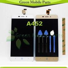 ЖК-дисплей для ZTE Blade X3 A452 ЖК-экран в сборе + 3 м стикер