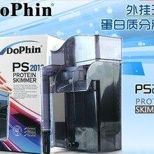 Аквариумные аксессуары Малайзия Dophin PS 2012 PS-2012 внешний фильтр с протеиновым скиммером для нано резервуара водопада фильтр