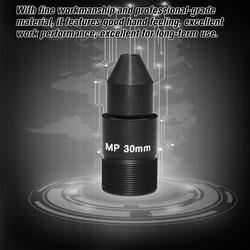 2,0 мегапиксельная Пинхол 30 мм объектив CCTV MTV плата объектива M12 * P0.5 Крепление объектива формат изображения диафрагма F1.6 для камер