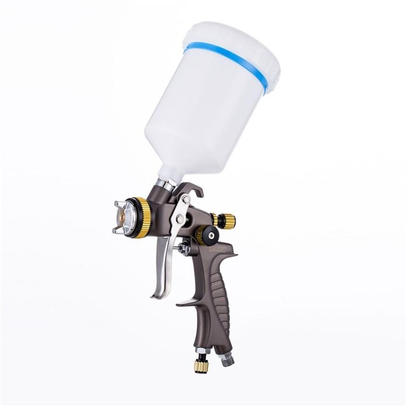 Weta HVLP spray paint gun 1.3mm Airbrush airless spray gun for painting cars Pneumatic tool air brush sprayer 931G