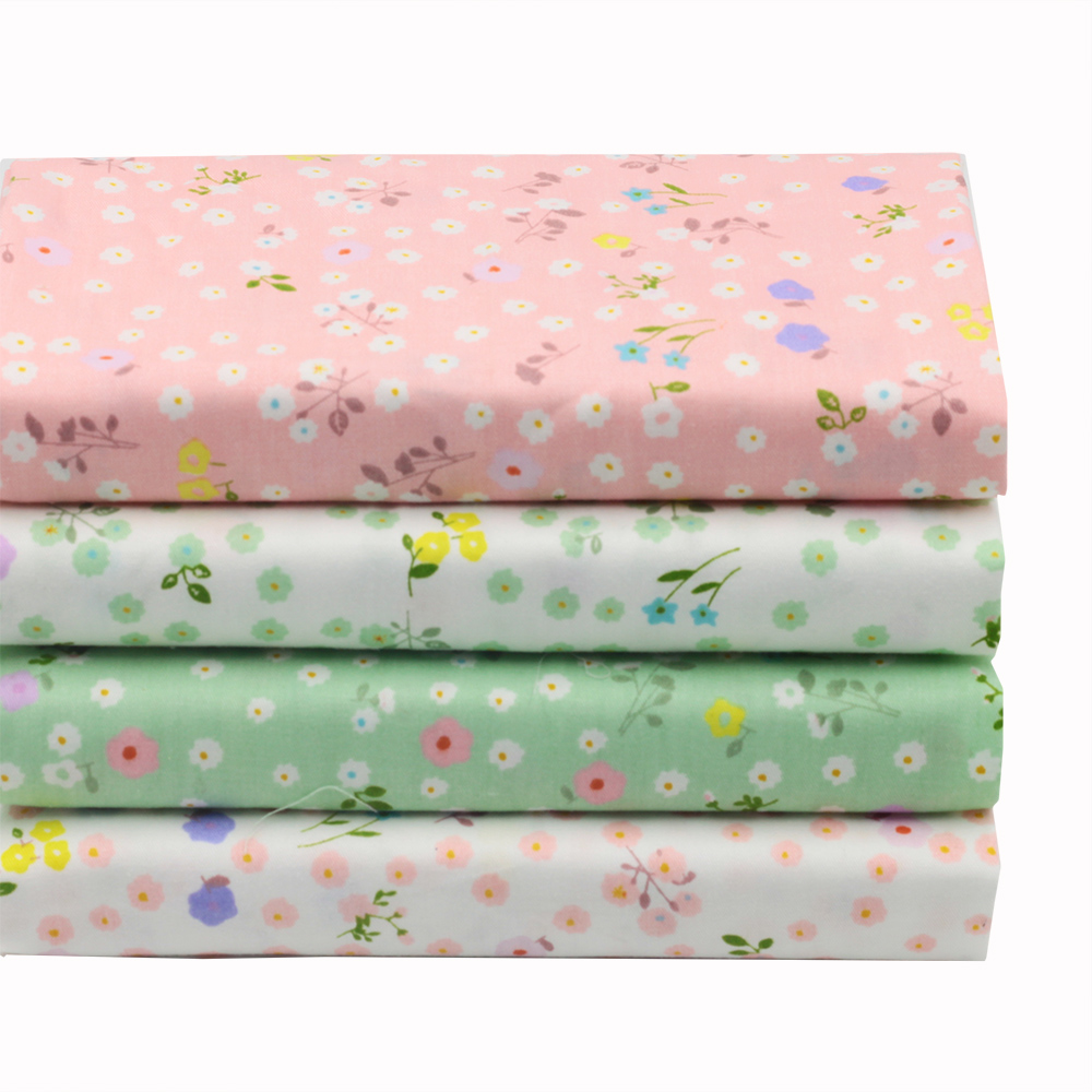 Apparel Sewing & Fabric 2017 Yarn-dyed Lattice Cotton Cloth Fabric Telas Lining Material Plus Sewing Patchwork Diy Quilting Crafts Size 50cmx140cm