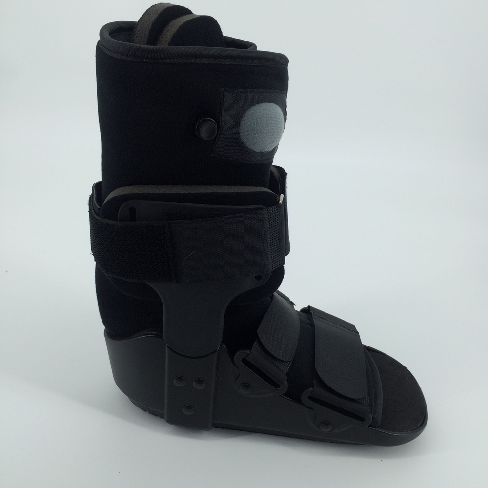 11 inch walking shoes short air bags walker brace Achilles tendon rupture postoperative rehabilitation ankle fracture fix boots