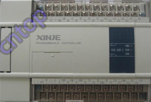 New original 18point NPN input 14point relay output XC2-32R-C XINJE PLC DC24V 3COM+ programming cable&software  цены