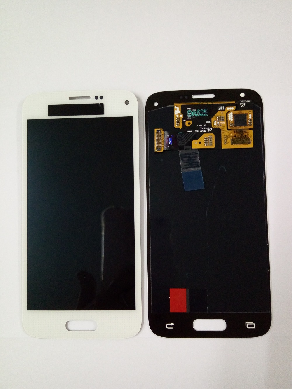 AAA+++ Quality For Samsung Galaxy S5 mini lcd display G800 G800F LCD Screen With Touch Screen Digitizer Assembly freeshipping
