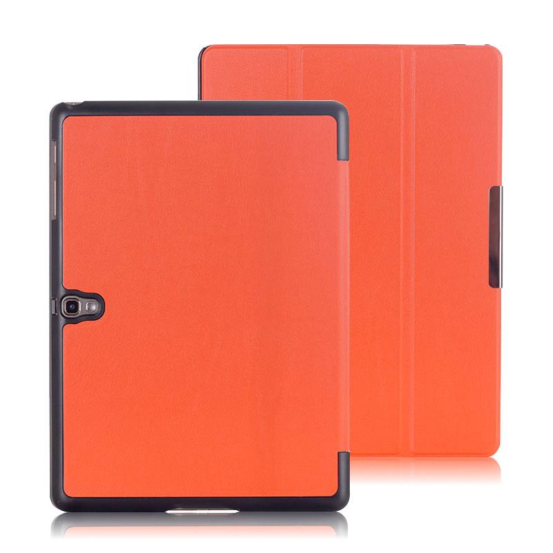 Tri Fold Ultra thin PU Leather Smart Cover Case for Samsung Galaxy Tab S 10 5