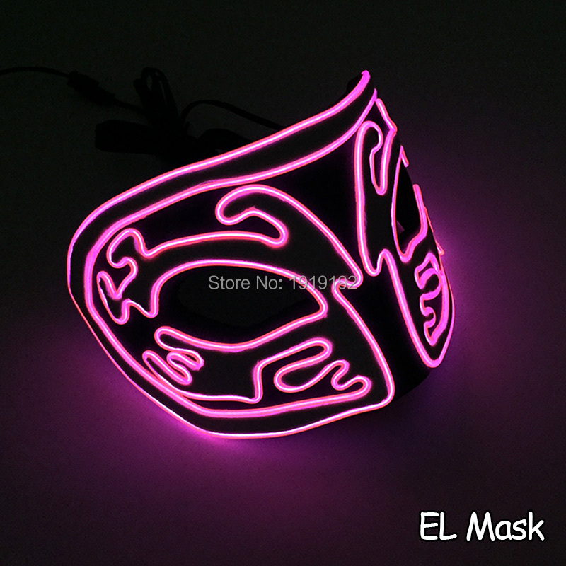 glowing-Pink