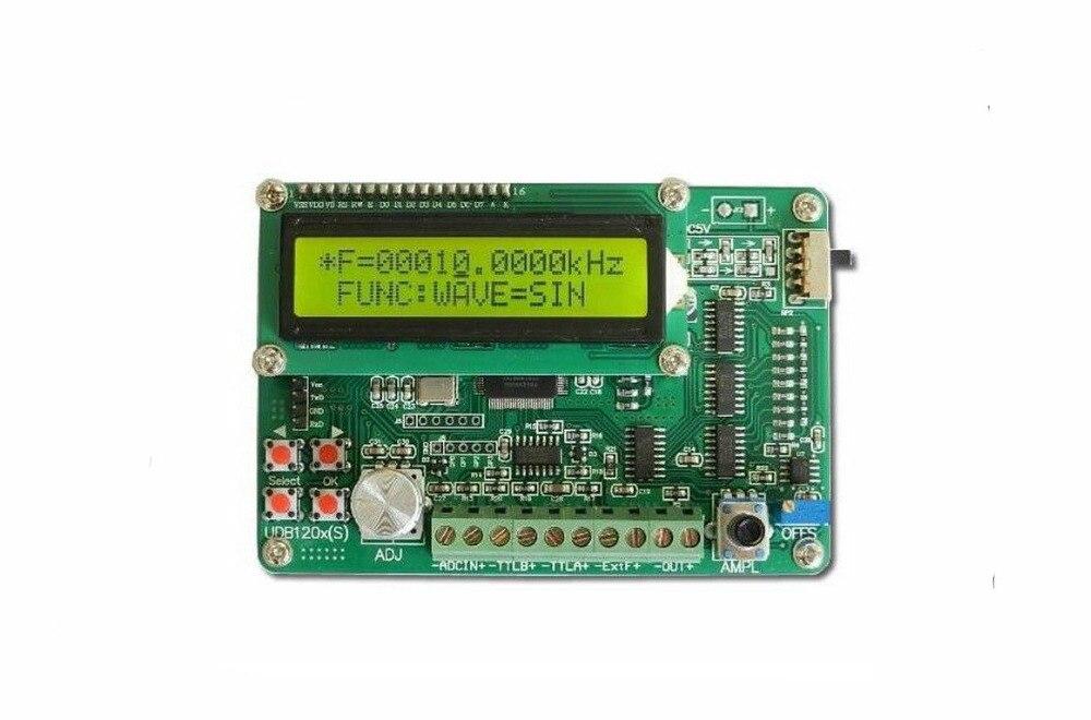 Функция UDB1205S 5 МГц DDS генератор сигналов источника с функцией частоты развертки