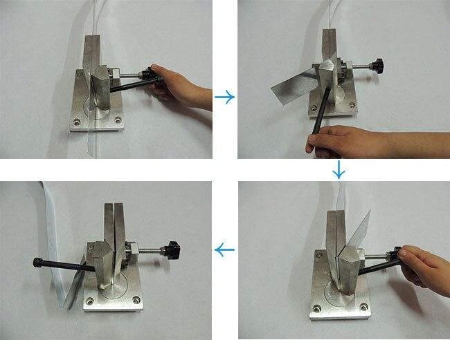 Máquina p dobrar tubos