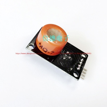 Orange head module MQ-7 carbon monoxide sensor module / gas sensor