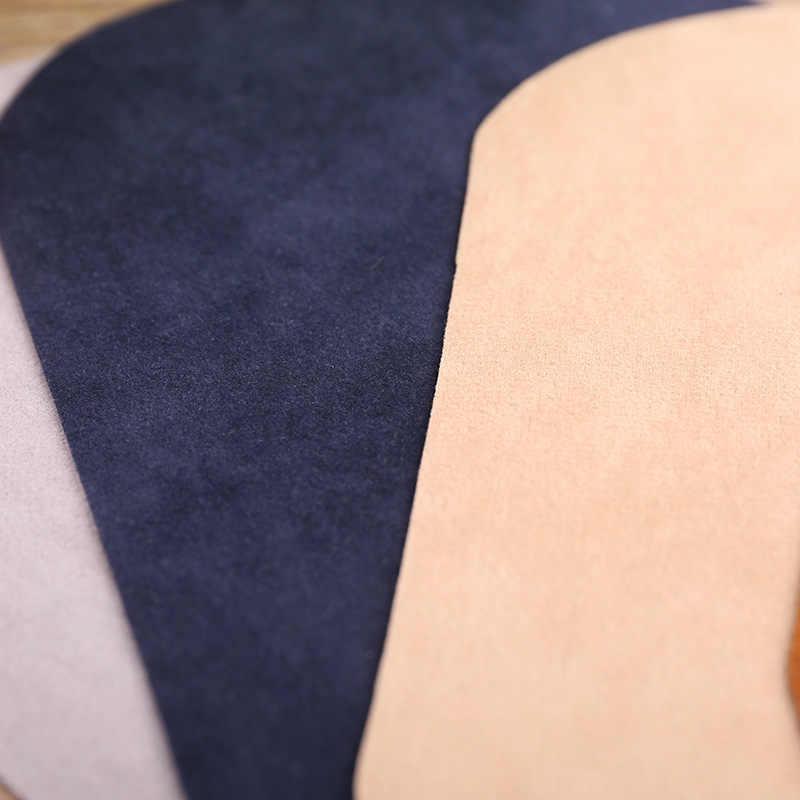 Parche de bordado ovalado Simple, transferencia de calor, planchado para coser en la ropa de reparación, parches de codo de rodilla, pegatinas, apliques decorativos 47234