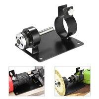 Brand New Electric Drill Cutter Converter Polisher Grinder Cutting Machine Seat Bracket Support 10mm 13mm