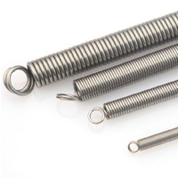 304 Stainless Steel Tension Spring Pins Diameter 1 2X12X500MM Free Shipping