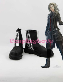GUILTY CROWN Gai Tsutsugami Cosplay Shoes Boots Hand Made Custom-madeFor Halloween Christmas Festival CosplayLove