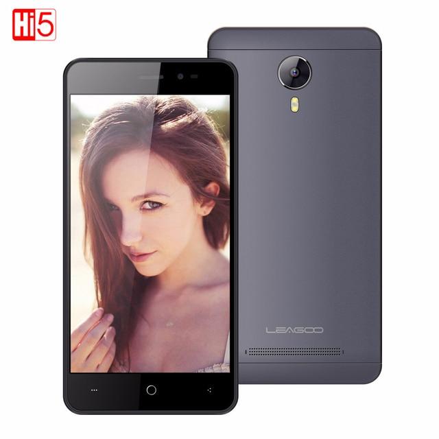 Original Leagoo Z5 Lte Mobile Phone 5.0 inch 4G FDD-LTE Android 5.0 MTK6735WM Quad Core 1GB RAM 8GB ROM Support Multi Language