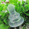 2016 New Top Fashion Bpa Free Hot! 1pcs Silicone Standard Neck Baby Infant Feeding Bottle Simulation Nipples Teat Mother Favor