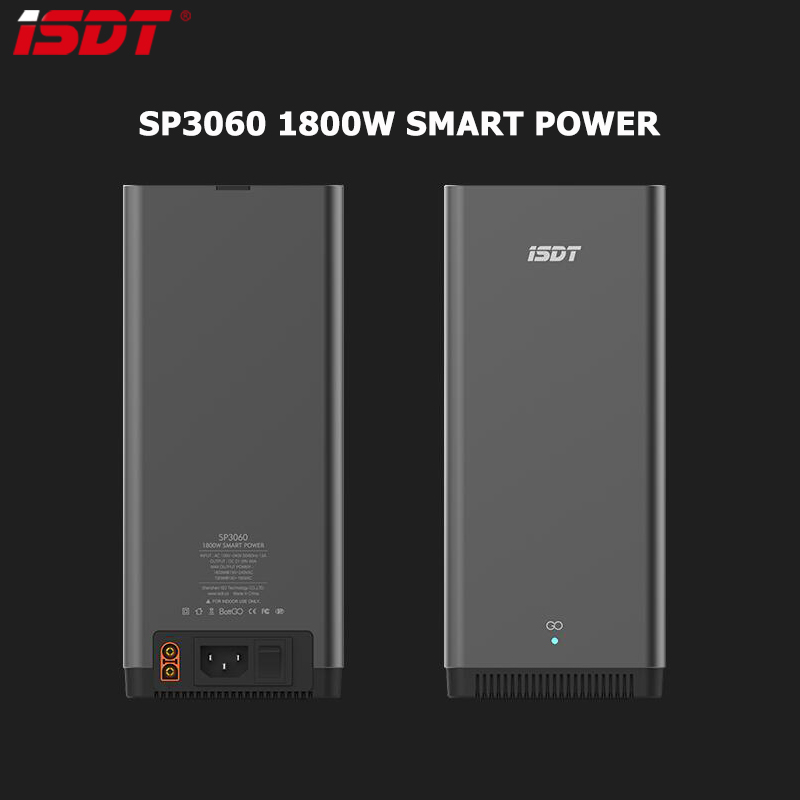 Original ISDT SP3060 21V 29V 1800W 60A Battery Charger Power Supply Adapter for iCharger 3010B RC