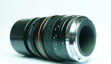 135 мм F2.8 полнокадровый объектив с фиксированным фокусом ультра низкой дисперсии Ed-объектив для цифровых камер Nikon D600, D500, D7200, D7100, D5500