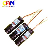 300mw 638nm 635nm Orange Red Laser Focusable Diode Module Lazer Dot Visible Beam 5V FREE SHIPPING