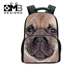 Dog Felt Backpack School Bags (18)