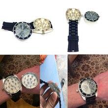 Wristwatch Grinder (watch Can Work)  Herb Tobacco Smoke Crusher Smoking Accessories Hot Sale