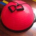 La mitad de yoga bola cuerpo balance-Bola pelotas fitness ejercicio y gimnasio bola deporte masaje Fitball prueba