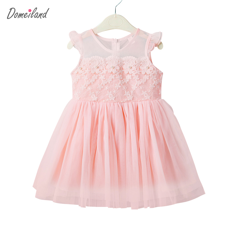 2017 summer fashion baby girl children clothing for kids sleeveless princess tutu cotton Flowers party Pleated dress clothes children girl tutu dress super hero girl halloween costume kids summer tutu dress party photography girl clothing