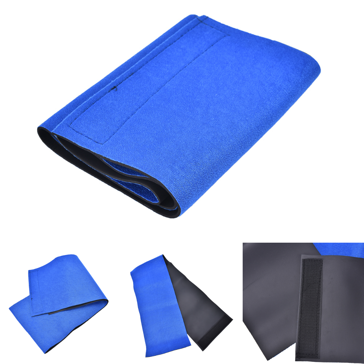 Slimming Exercise Waist Sweat Belt Wrap Fat Body Neoprene Cellulite High Quality 100 x 18.5 x 0.25 cm