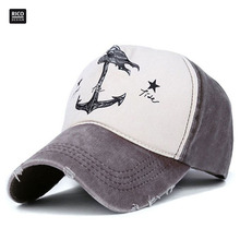 Ship rudder snapback hat flat sports men women embroidery Baseball cap golf hats cas quette bone chapeu discount