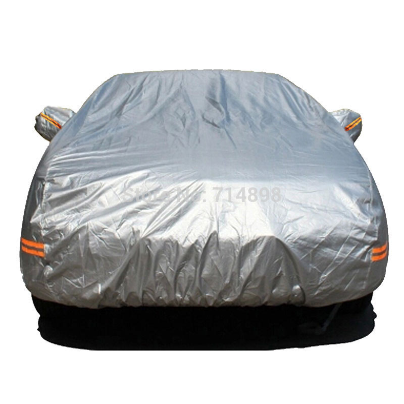 car-covers SUV car water snow sun dust scratch protector outdoor indoor two layer thickness winter summer protector car cover