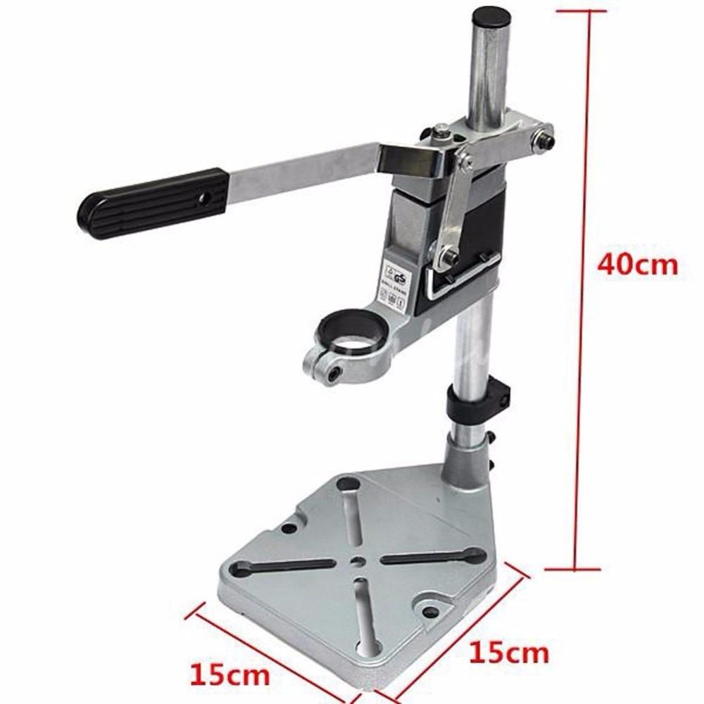 AMYAMY Podlahový stojan pro stolní vrtáky pro opravu pracovních - Příslušenství elektrického nářadí - Fotografie 5