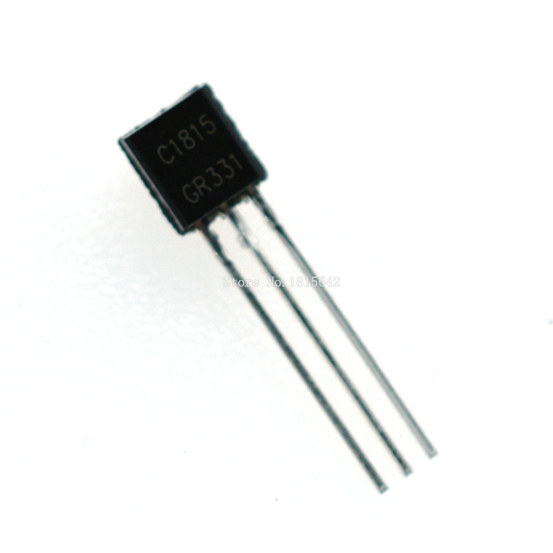 100PCS/Lot Brand New C1815 2SC1815 C1815 2sc1815 Triode Transistor TO-92 NPN  Wholesale Electronic
