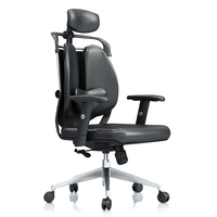 Creative Design Computer Chair Ergonomics Reclining Office Seat Double Back Stool Household Swivel Chair Cosy Soft Gaming Seat