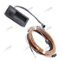 4G0827566A Rear View Camera Trunk handle with High Guidance Line Wiring harness For Audi A6 C7 MIB 2 UNIT 4G0 827 566 A