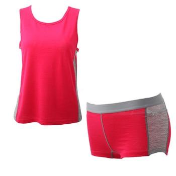 Women's 60% Merino Wool Sports Set Outdoor Hiking Merino Wool Top and Bottom Soft Wicking Breathable Anti-Odor Euro Size 1