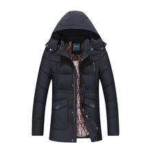 Man Coats And Jackets 2016 Men s Fashion High end Temperament To Keep Warm Plus Size