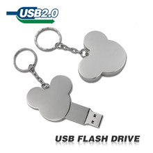 4GB 8GB 16GB 32GB 64GB usb flash drive mickey mouse pen drive pendrive memory stick
