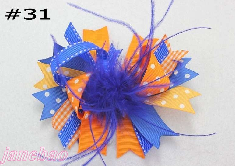 Новинка, 1000 шт., модные изысканные банты для волос для девочек, популярные модные банты для волос
