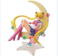 Banpresto Sailor Moon Tsukino Usagi PVC Action Figure Collectible Model Toy 15CM