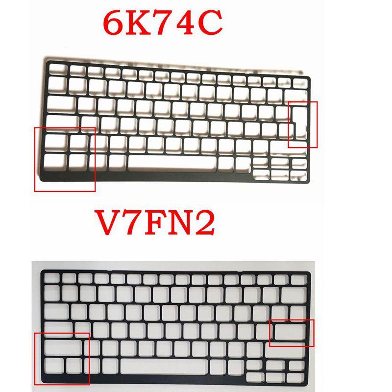 GZEELE NEW FOR DELL Latitude E7250 UK US Keyboard Shroud Surround Lattice Bezel 6K74C 06K74C V7FN2 0V7FN2 Keyboard Bezel Trim GZEELE NEW FOR DELL Latitude E7250 UK US Keyboard Shroud Surround Lattice Bezel 6K74C 06K74C V7FN2 0V7FN2 Keyboard Bezel Trim